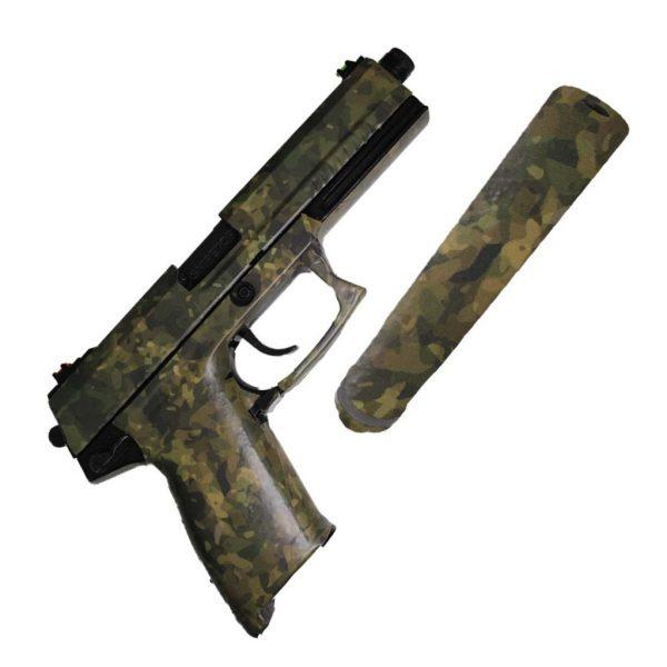 MK23 SSX23 Gun Skin - Full Body