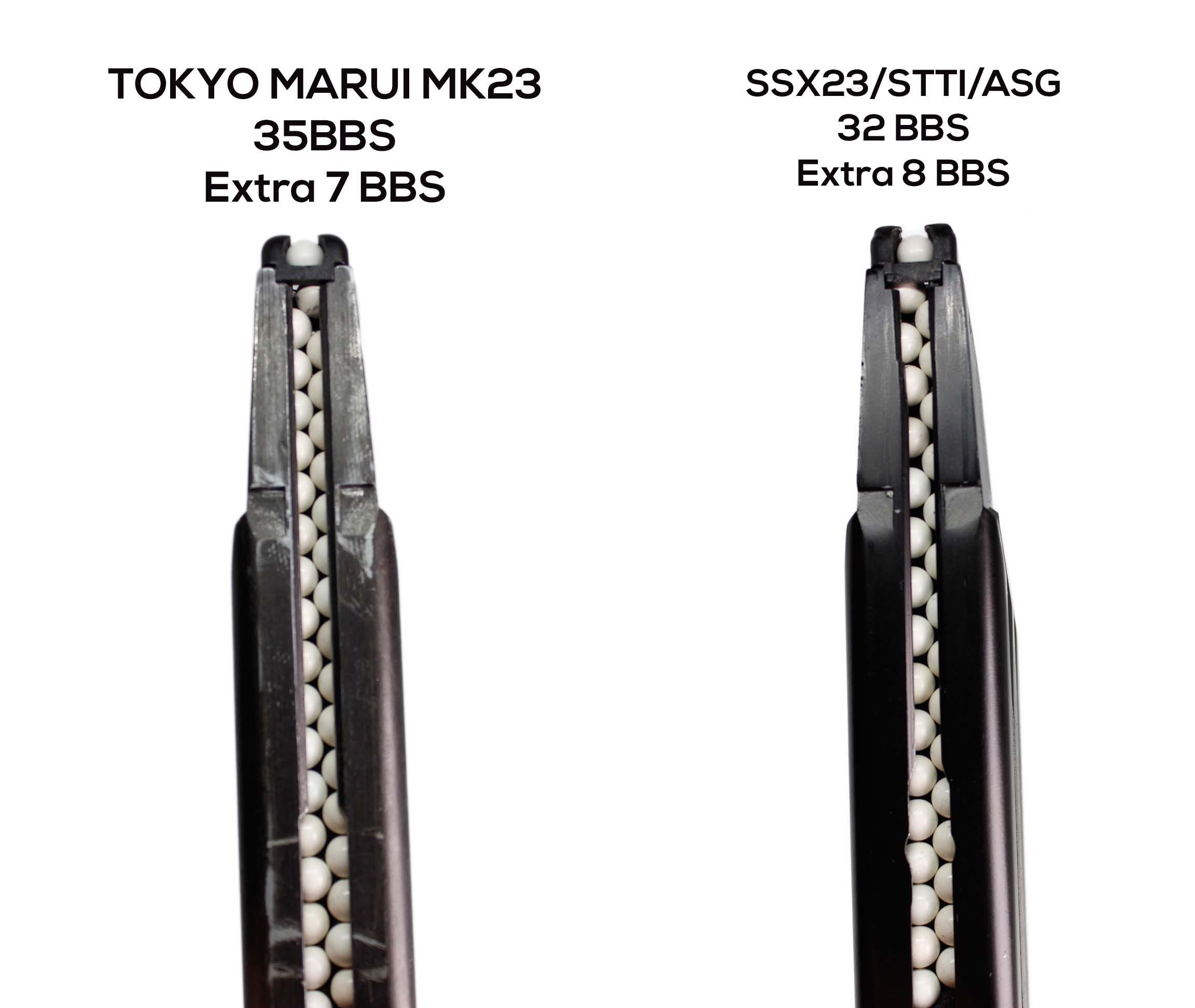 MK23 SSX23 Best Upgrade 2